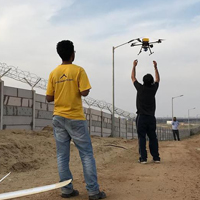 Experience and Licensed Drone Pilots